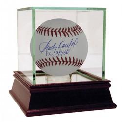 Steiner Sports - KOUFBAS000015 - Sandy Koufax Signed MLB Baseball w/ PG 9/9/65 Insc MLB/SSM Auth