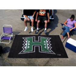 Fanmats - 840 - University of Hawaii Ulti-Mat 5x8