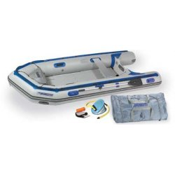 Sea Eagle - 126SRK_D - Sea Eagle 12ft 6in Rigid Inflatable Keel Boat Capacity 6 Adults