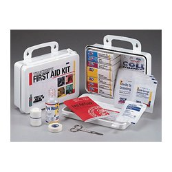 First Aid Only - 291-U/FAO - First Aid Only 291-U/FAO 88 Piece Trucker's First Aid Kit; P...