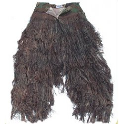 GhillieSuits - G-BDU-P-MOSSY-SMALL - Ghillie Suit Pants Mossy Small