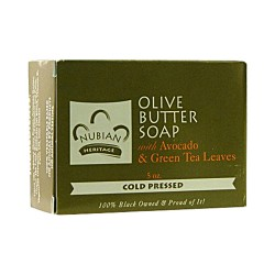 Sundial Brands - 0917542 - Nubian Heritage Bar Soap Olive ...
