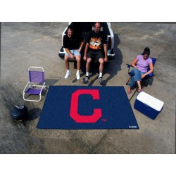 Fanmats - 16921 - Cleveland Indians Block-C Ulti-Mat 5x8