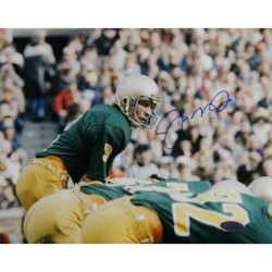 Steiner Sports - MONTPHS008019 - Joe Montana Notre Dame at Line Horizontal 8x10 Photo