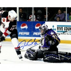 Steiner Sports - QUICPHS008019 - Jonathan Quick Signed Manchester Monarchs 8x10 Photo
