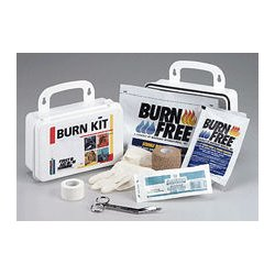 First Aid Only - 440OFAOAC - First Aid Only 440-O/FAO 12 Piece Burn Kit; Plastic Case wit...