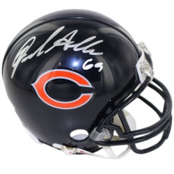 Steiner Sports - ALLEMIS000010 - Jared Allen Signed Chicago Bears Mini Helmet (PSADNA Auth)