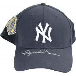 Steiner Sports - RIVEHAS000021 - Mariano Rivera Signed NY Yankees Retirement Logo Hat