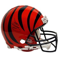 Steiner Sports - JOHNHES000002 - Chad Johnson Bengals Pro Helmet