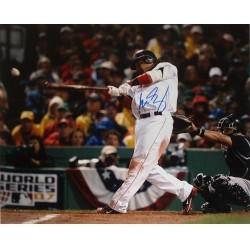 Steiner Sports - RAMIPHS016022 - Manny Ramirez 2007 World Series Swing 16x20 Photo