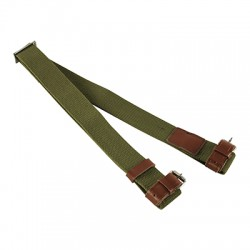 NcSTAR - AAMNS - NcStar AAMNS 39-Inch VISM Replica Mosin-Nagant Dog Collar Buckle Sling, Green