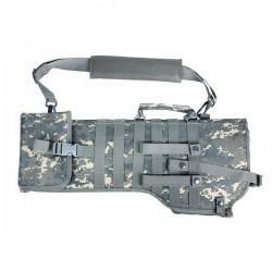 NcSTAR - CVRSCB2919D - Vism By Ncstar Tactical Rifle Scabbard/Digital Camo