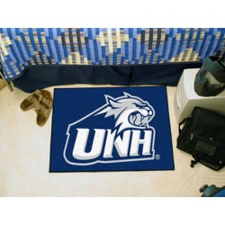 Fanmats - 1096 - University of New Hampshire Starter Rug 20x30