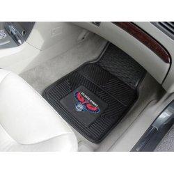 Fanmats - 9201 - NBA - Atlanta Hawks Heavy Duty 2-Piece Vinyl Car Mats 17x27
