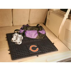 Fanmats - 10846 - Chicago Bears Heavy Duty Vinyl Cargo Mat
