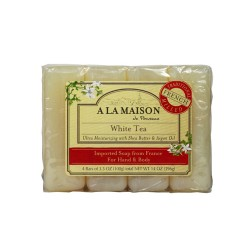 A la maison soaps 1015734 a la maison bar soap white for A la maison soap