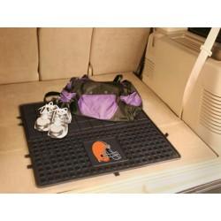 Fanmats - 10929 - Cleveland Browns Heavy Duty Vinyl Cargo Mat