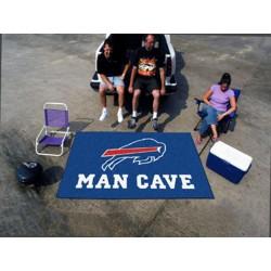 Fanmats - 14274 - Buffalo Bills Man Cave UltiMat Rug 5x8