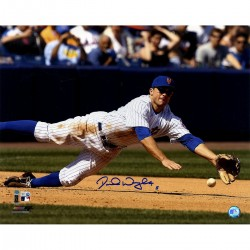 Steiner Sports - WRIGPHS016027 - David Wright Signed Diving For Baseball 16x20 Photo MLB Auth