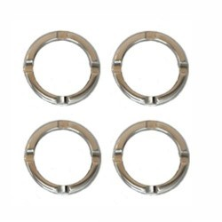 AMI - 3513 - All Sales A/C Vents - Bezels Only Set of 4