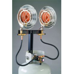 Century - 2320I - 28000 BTU Double Head Heater