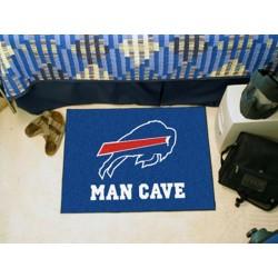 Fanmats - 14273 - Buffalo Bills Man Cave Starter Rug 19x30