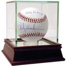 Steiner Sports - HENDBAS000030 - Rickey Henderson Signed MLB Baseball w/ 1989 AL MVP Insc