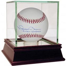 Steiner Sports - RIVEBAS000030 - Mariano Rivera MLB Baseball w/ Enter Sandman Insc