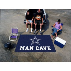 Fanmats - 14294 - Dallas Cowboys Man Cave UltiMat Rug 5x8
