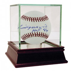 Steiner Sports - APARBAS000000 - Luis Aparicio MLB Baseball with HOF Inscription