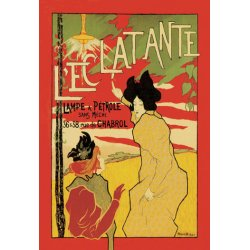 Buyenlarge - 01548-9P2030 - L'Eclatante - The Brilliant Lamp 20x30 poster