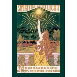 Buyenlarge - 01547-0P2030 - Spirit Incandescent Light 20x30 poster