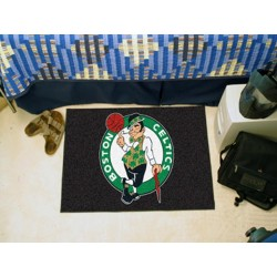 Fanmats - 11900 - NBA - Boston Celtics Starter Rug 19 x 30