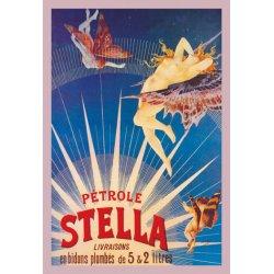 Buyenlarge - 01546-2P2030 - Petrole Stella 20x30 poster