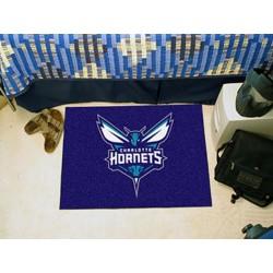 Fanmats - 11901 - NBA - Charlotte Hornets Starter Rug 19 x 30