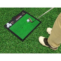 Fanmats - 15454 - NFL - Atlanta Falcons Golf Hitting Mat 20 x 17