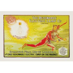 Buyenlarge - 01542-XP2030 - The Renewable Electric Lamp Company Ltd. 20x30 poster