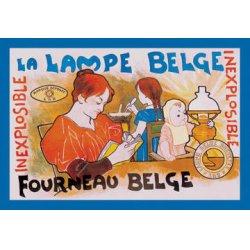 Buyenlarge - 01541-1P2030 - La Lampe Belge 20x30 poster
