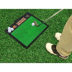 Fanmats - 15458 - Cleveland Browns Golf Hitting Mat 20 x 17