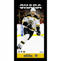 Steiner Sports - CHARPHA010000 - Zdeno Chara Player Profile 10x20 Framed Photo