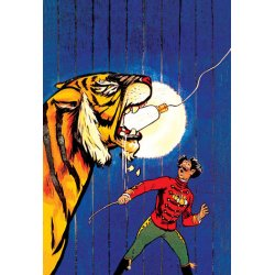 Buyenlarge - 01537-3P2030 - Tigerlight 20x30 poster