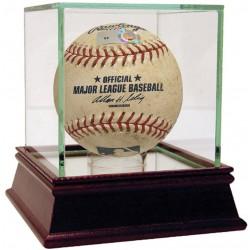 Steiner Sports - 2014NYYBAU00044 - Rangers at Yankees 7-21-2014 Game Used Baseball MLB Auth HZ164696