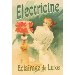 Buyenlarge - 01536-5P2030 - Electricine, Luxury Lighting 20x30 poster
