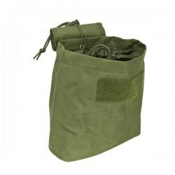 NcSTAR - CVFDP2935G - NcStar CVFDP2935G 8-1/2-Inch x 7-1/2-Inch VISM Folding Dumb Pouch, Green