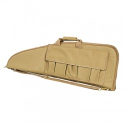 NcSTAR - CVT2907-36 - NcStar CVT2907-36 36-Inch x 13-Inch VISM Series Foam Padded PVC Gun Case, Tan