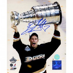 Steiner Sports - GETZPHS008001 - Ryan Getzlaf Anaheim Ducks Signed 2007 Stanley Cup 8x10 Photo (AJ Sports Auth)