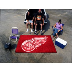 Fanmats - 10379 - Detroit Red Wings Ulti-Mat 5x8