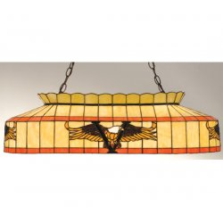 Meyda - 13887 - 31.5 Inch L Victory Eagle Oblong Pendant