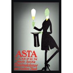 Buyenlarge - 01533-0P2030 - Asta Lampen 20x30 poster