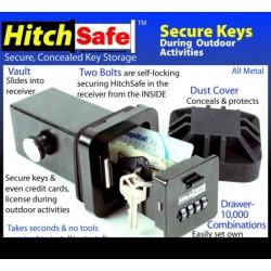 FJM Security - HS7000 - HitchSafe Receiver Vault